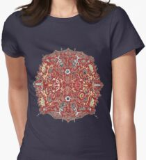 Crystal Complex Duo in Red T-Shirt
