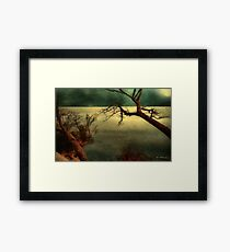 Tranquillity Bay Framed Print