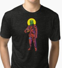 Frankie Goes to The Moon Tri-blend T-Shirt