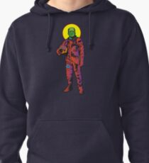 Frankie Goes to The Moon Pullover Hoodie