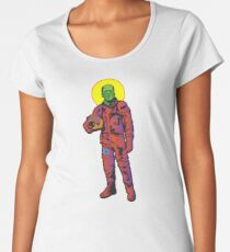 Frankie Goes to The Moon Women's Premium T-Shirt