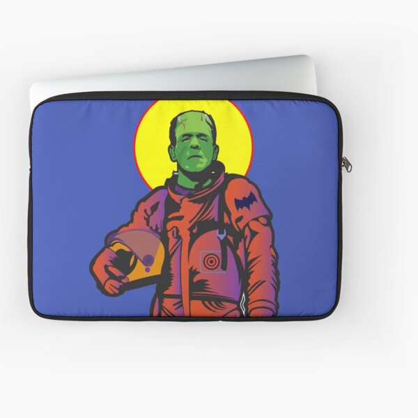 Frankie Goes to The Moon Laptop Sleeve