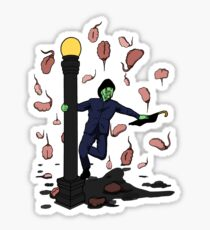 Singing in the Brains  Sticker