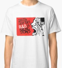 Vintage ROLLING STONES - Ricky Tick R&B club residency - [a] Classic T-Shirt