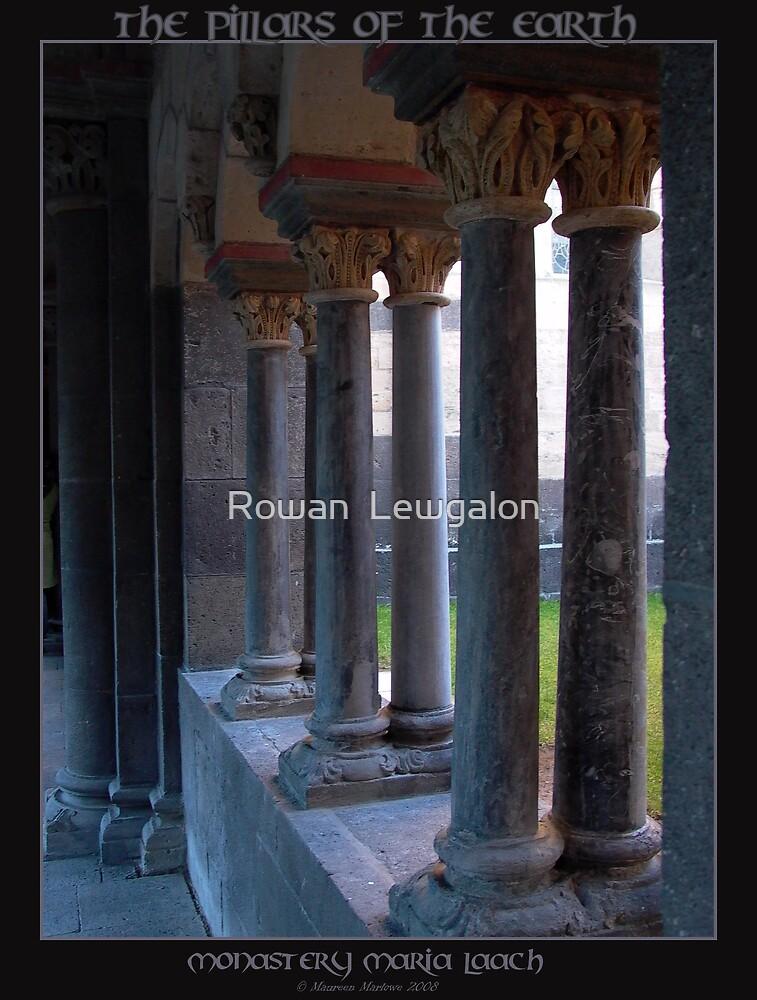 The Pillars of the Earth by Rowan  Lewgalon