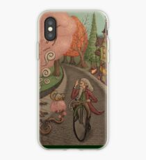 Cobble Tree Street by Ordovich iPhone Case