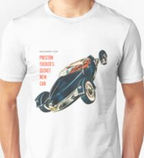Preston Tucker's Secret New Car Unisex T-Shirt