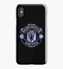 manchester united best logo iPhone Case/Skin