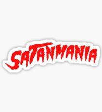 Satanmania Runnin' Wild! Sticker