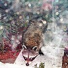 IT'S WET OUT HERE! by Claire Moreau