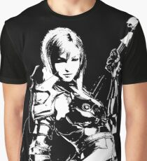 Weathered Aranea Final Fantasy XV Graphic T-Shirt