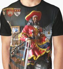 The Captain  Graphic T-Shirt
