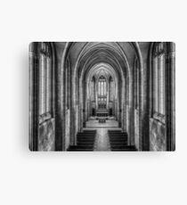 Trinity 4 Canvas Print