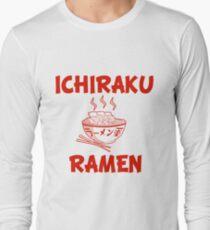 Ichiraku Ramen Long Sleeve T-Shirt