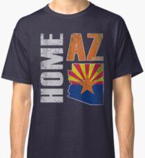 Home Arizona State Flag Classic T-Shirt