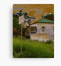 kelvin grove 4 Canvas Print