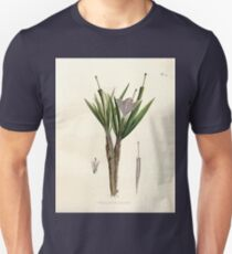 Nova genera et species plantarum V1 V3 Plates Karl Friedrich Philipp von Martius 1834 011 Unisex T-Shirt
