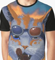 Caticulated - Design #3 Graphic T-Shirt