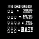 Jungle Skipper Drinking Guide by JungleCrews