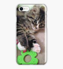 Precious Kitten iPhone Case/Skin