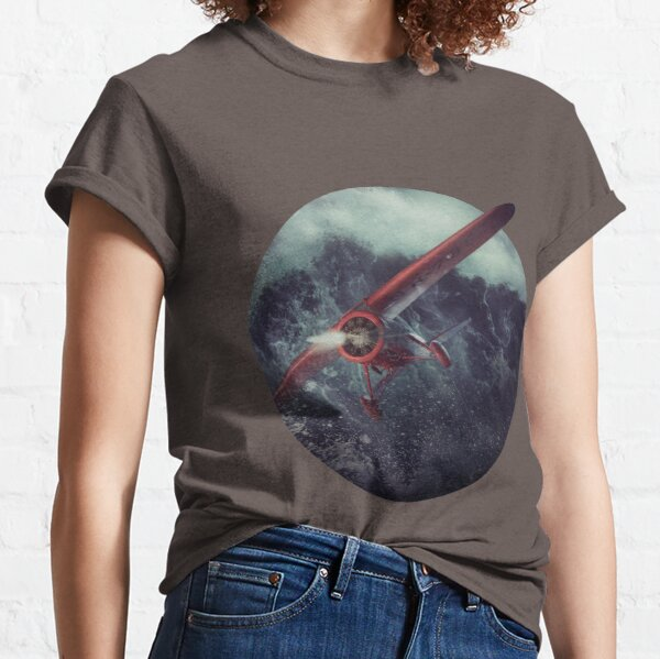 Amelia Earhart Classic T-Shirt