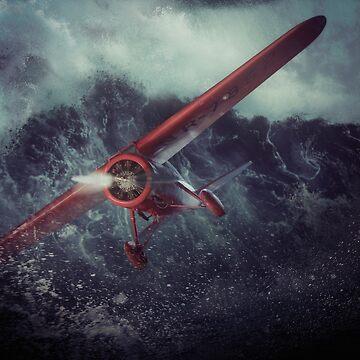 Amelia Earhart by StudioDavis