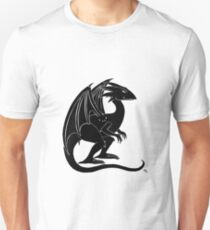 The Smirking Dragon Unisex T-Shirt