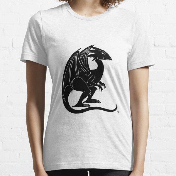The Smirking Dragon Essential T-Shirt
