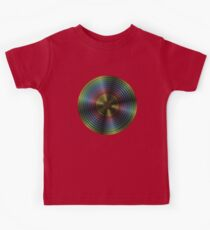 Rainbow Record Kids Tee
