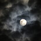 Cloudy Moon by Wendella Reeves