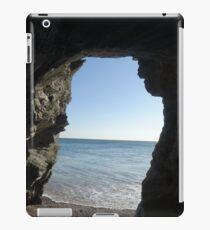 Poldhu Cave iPad Case/Skin