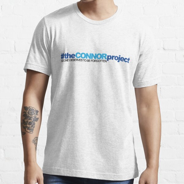 # The Connor Project Dear Evan Hansen Essential T-Shirt