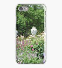 Garden Urns iPhone Case/Skin