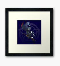 Fire Emblem Lucina  Framed Print