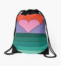 Landscape of Love Drawstring Bag
