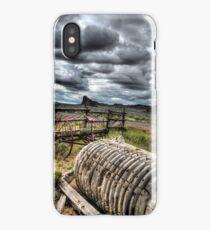 Fort Rock Oregon iPhone Case/Skin