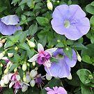 Lilac Trombones by CreativeEm
