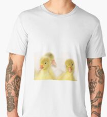 Spring &  Summer Beautiful Ducklings  Men's Premium T-Shirt