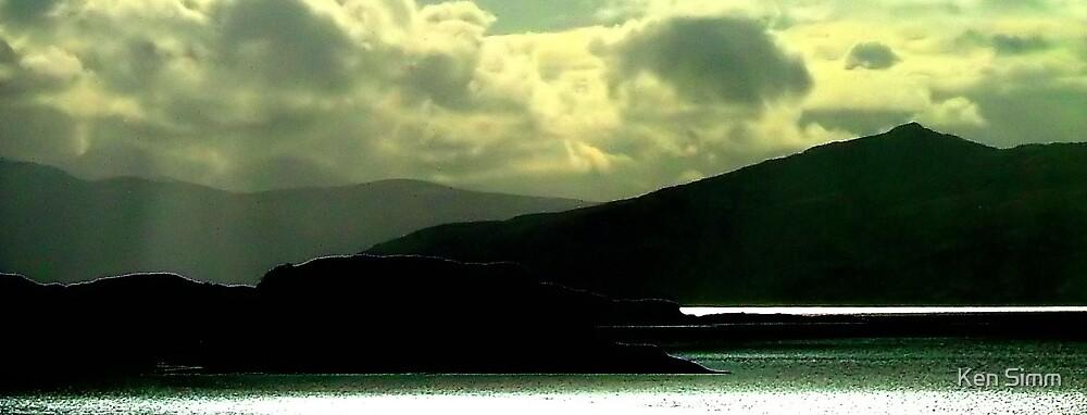 Sea Loch by Kenart