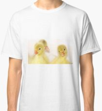 Spring &  Summer Beautiful Ducklings  Classic T-Shirt
