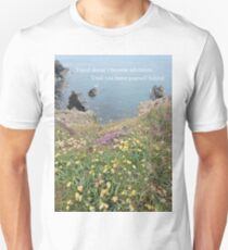 Leave Yourself Behind Unisex T-Shirt