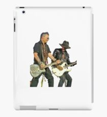 Hollywood Vampires Johnny & Joey iPad Case/Skin