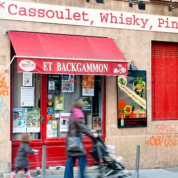 Cassoulet, Whiskey, Ping-Pong by AndyJones