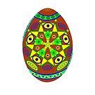 Easter Egg by Anastasiya Malakhova