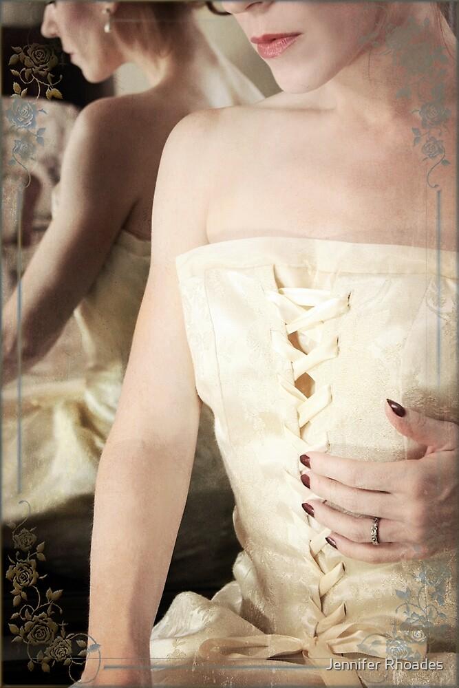 Hesitation by Jennifer Rhoades