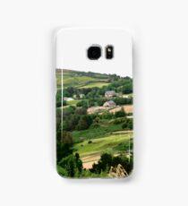 Rolling Irish Hills - Donegal, Ireland Samsung Galaxy Case/Skin