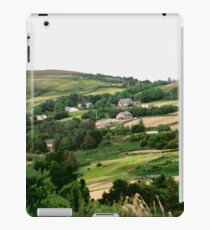 Rolling Irish Hills - Donegal, Ireland iPad Case/Skin