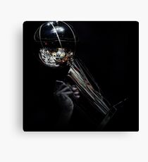 lakers winners Canvas Print