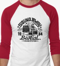 Sound Bwoy Men's Baseball ¾ T-Shirt