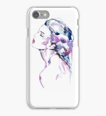 Peach Fashion  iPhone Case/Skin